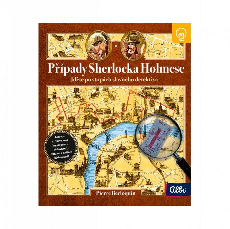 ALBI Kniha Případy Sherlocka Holmese