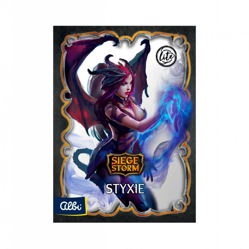 ALBI Siegestorm - Styxie