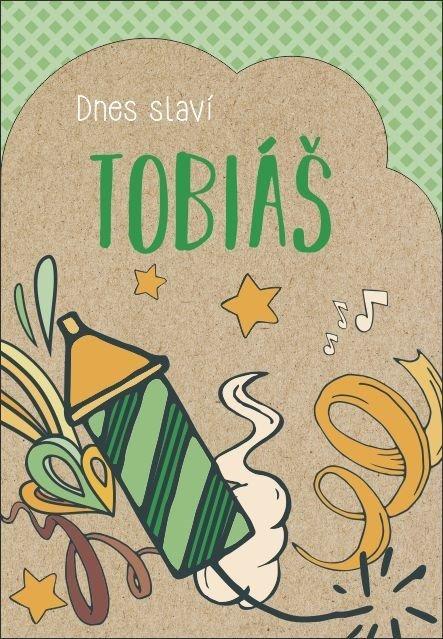 ALBI Přání - Tobiáš