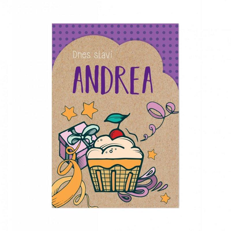 ALBI Přání - Andrea