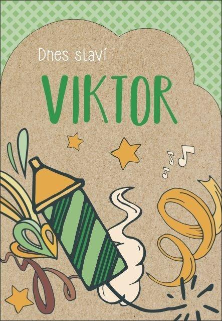 ALBI Přání - Viktor