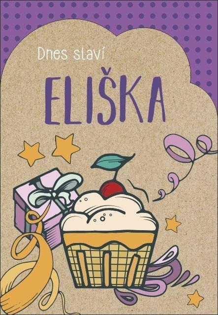 ALBI Přání - Eliška
