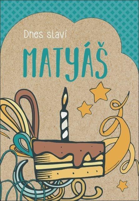 ALBI Přání - Matyáš