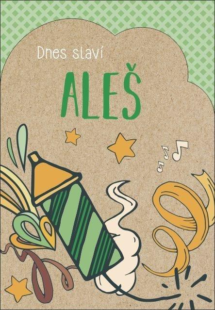 ALBI Přání - Aleš
