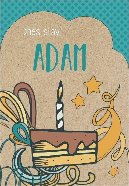 ALBI Přání - Adam