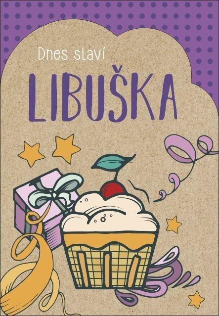 ALBI Přání - Libuška