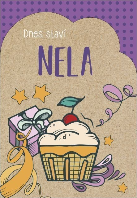 ALBI Přání - Nela