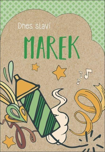 ALBI Přání - Marek