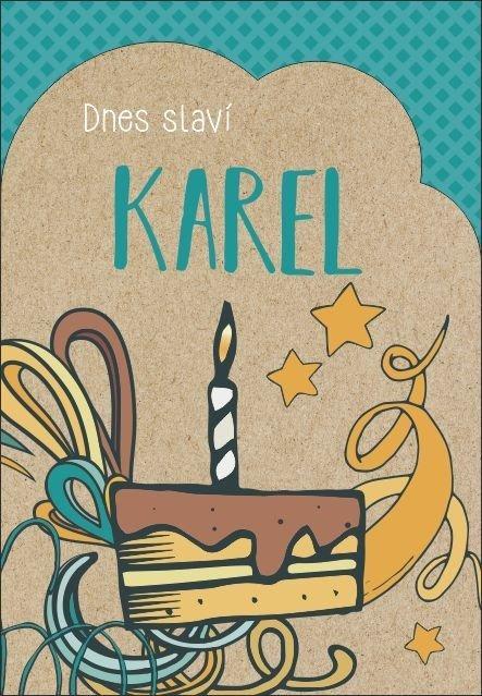ALBI Přání - Karel