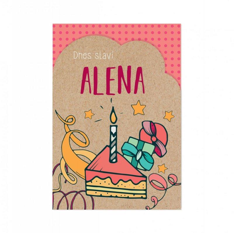 ALBI Přání - Alena
