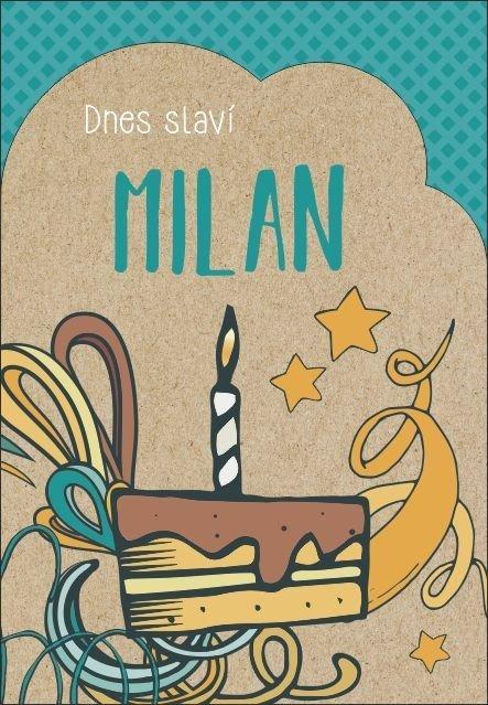 ALBI Přání - Milan