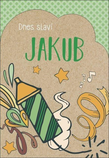 ALBI Přání - Jakub