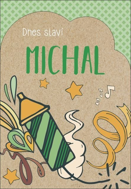 ALBI Přání - Michal