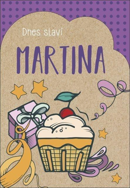 ALBI Přání - Martina