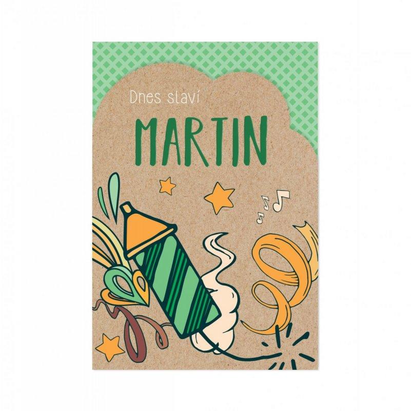 ALBI Přání - Martin