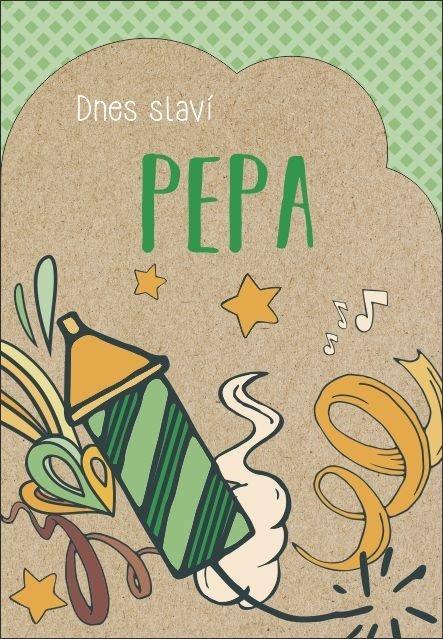 ALBI Přání - Pepa