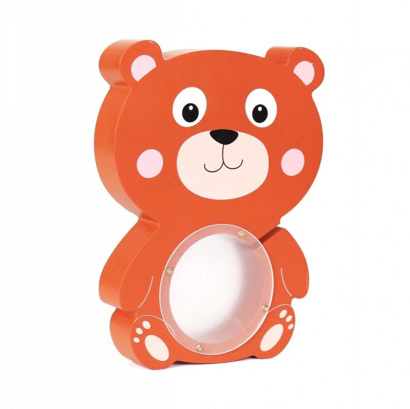 ALBI Pokladnička - Medvídek
