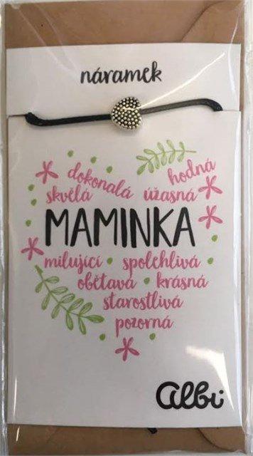 ALBI Náramky - Maminka