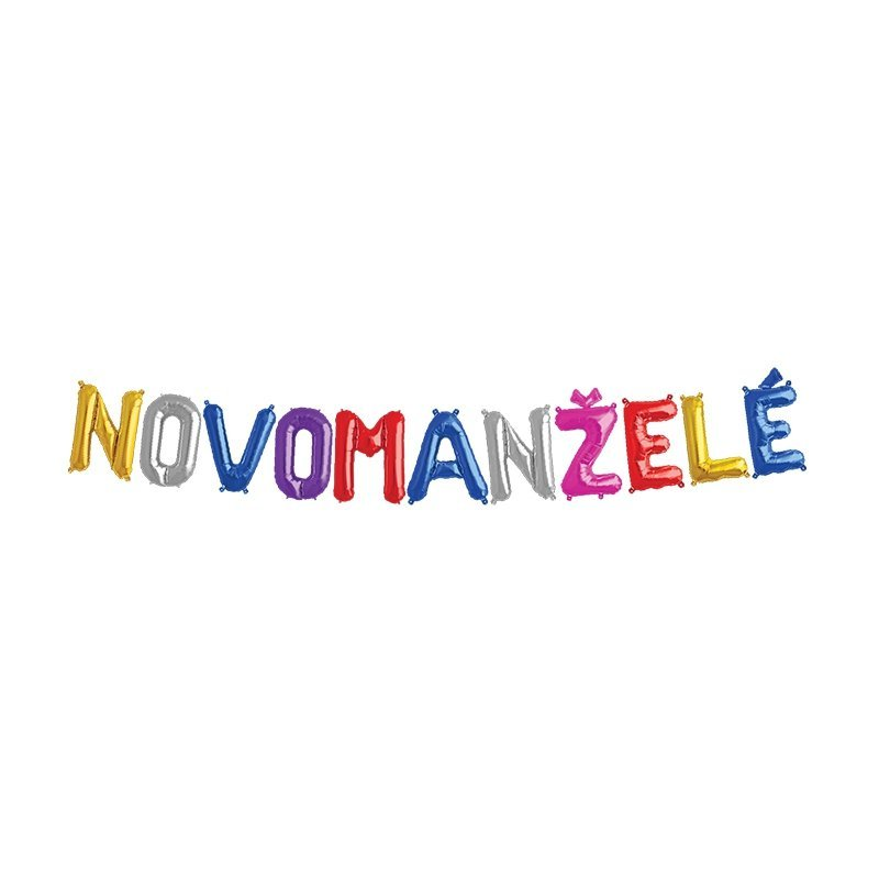 ALBI Nafukovačka - Novomanželé