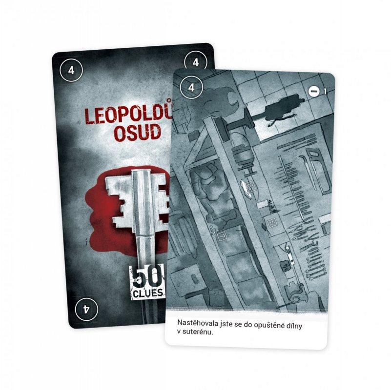 ALBI Detektivní únikovka - Leopold 3. díl