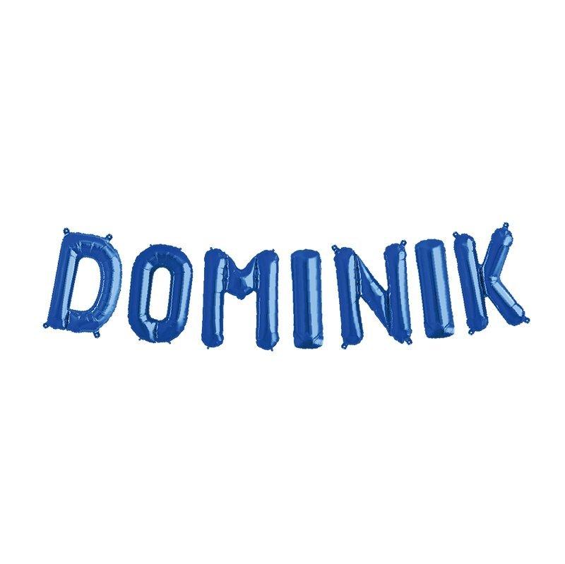 ALBI Nafukovačka - Dominik