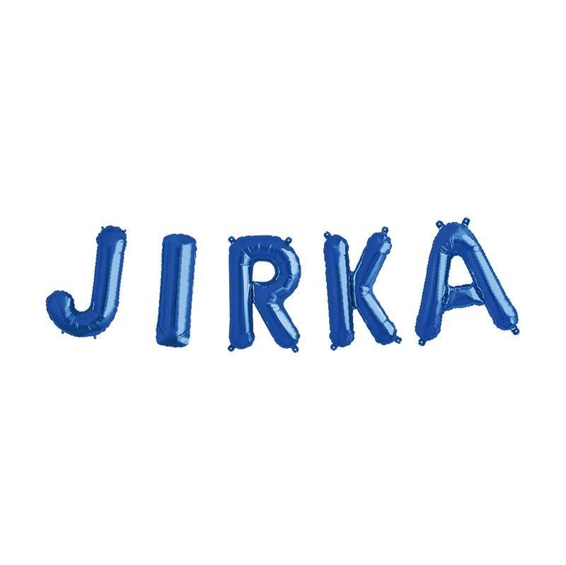 ALBI Nafukovačka - Jirka