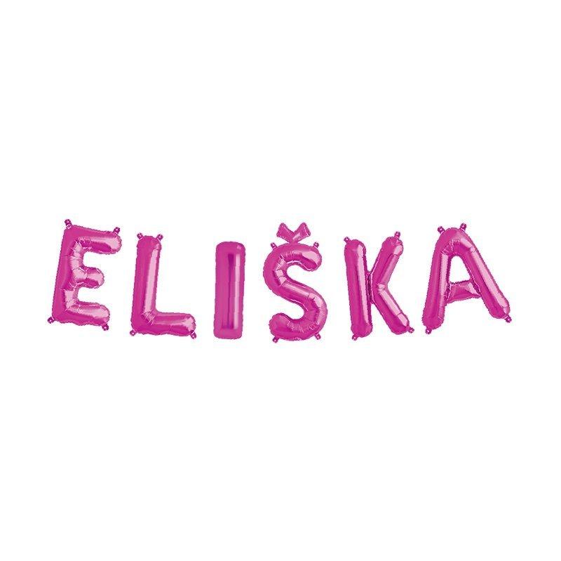 ALBI Nafukovačka - Eliška