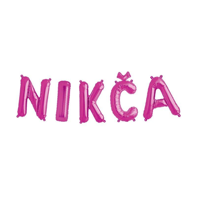 ALBI Nafukovačka - Nikča