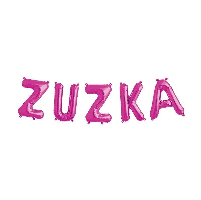 ALBI Nafukovačka - Zuzka