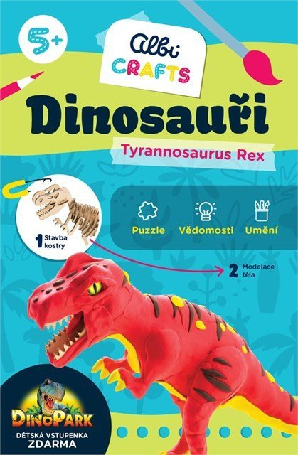 ALBI Tyrannosaurus Rex