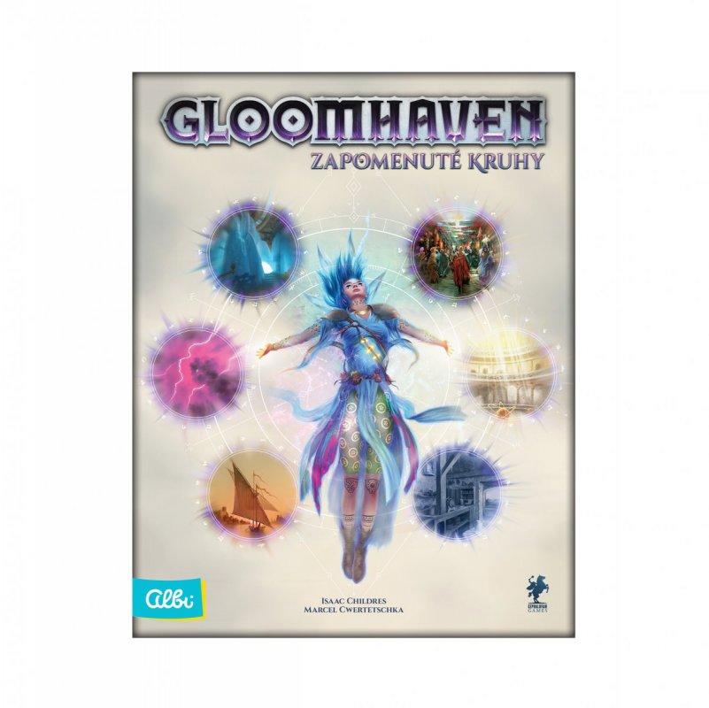 ALBI Gloomhaven - Zapomenuté kruhy