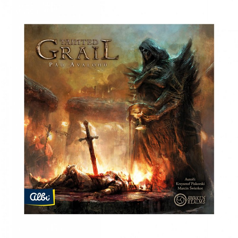 ALBI Tainted Grail: Pád Avalonu