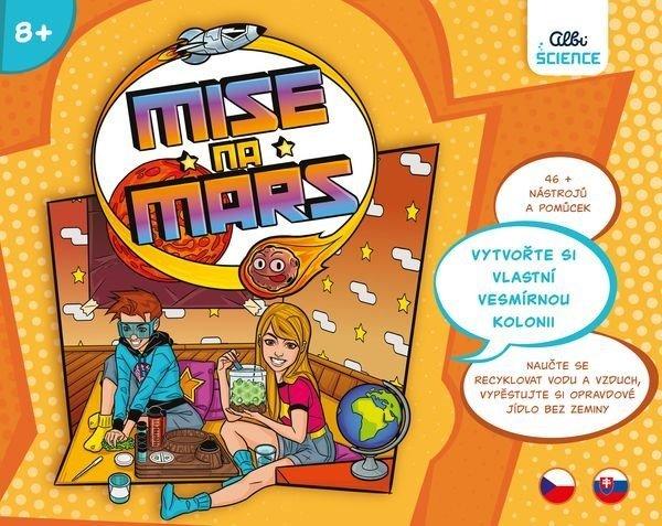 ALBI Mise na Mars