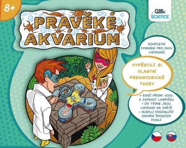 ALBI Pravěké akvárium - Albi Science