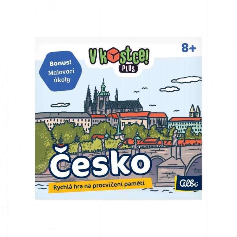 ALBI V kostce! PLUS Česko