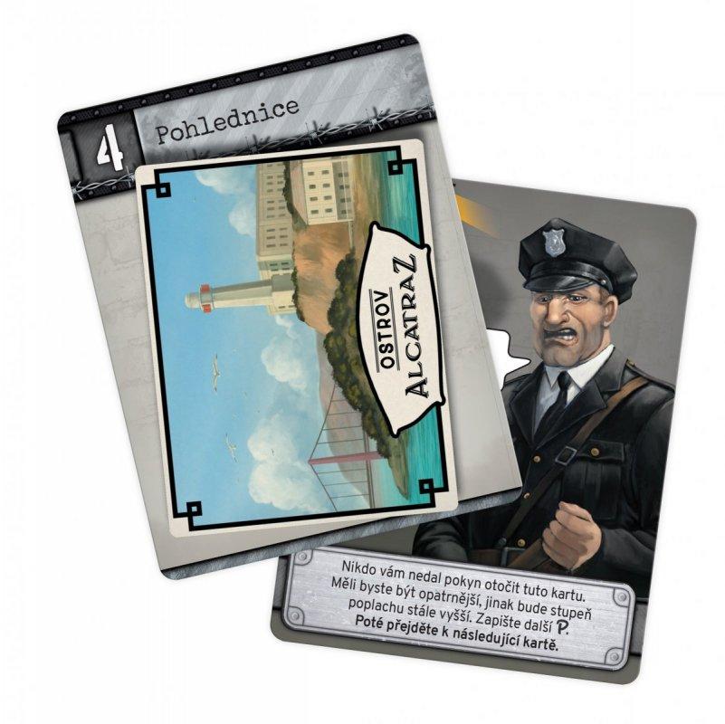 ALBI Únikovka - Únik z Alcatrazu