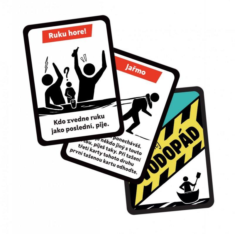 ALBI Párty do kapsy - Vodopád
