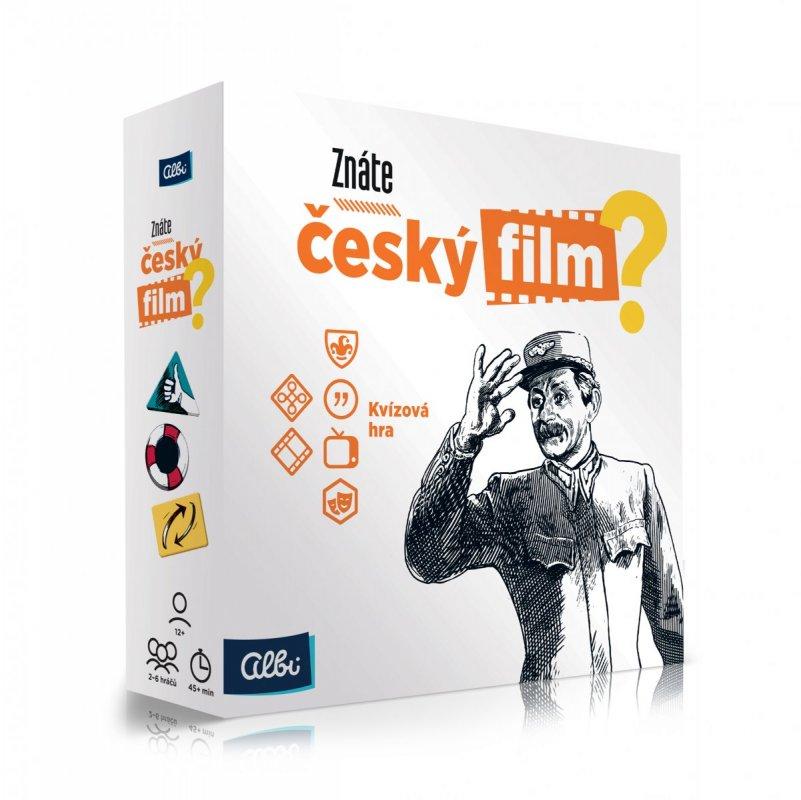 ALBI Znáte český film?
