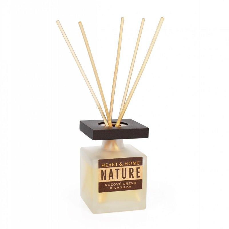 ALBI Difuzér - Růžové dřevo a vanilka