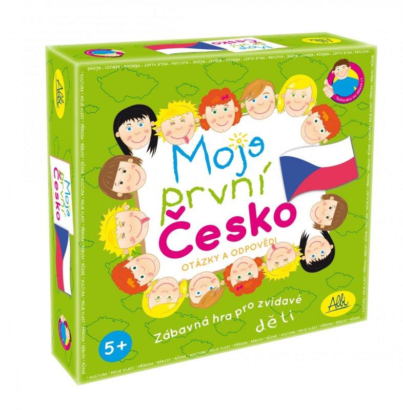 ALBI Moje první Česko