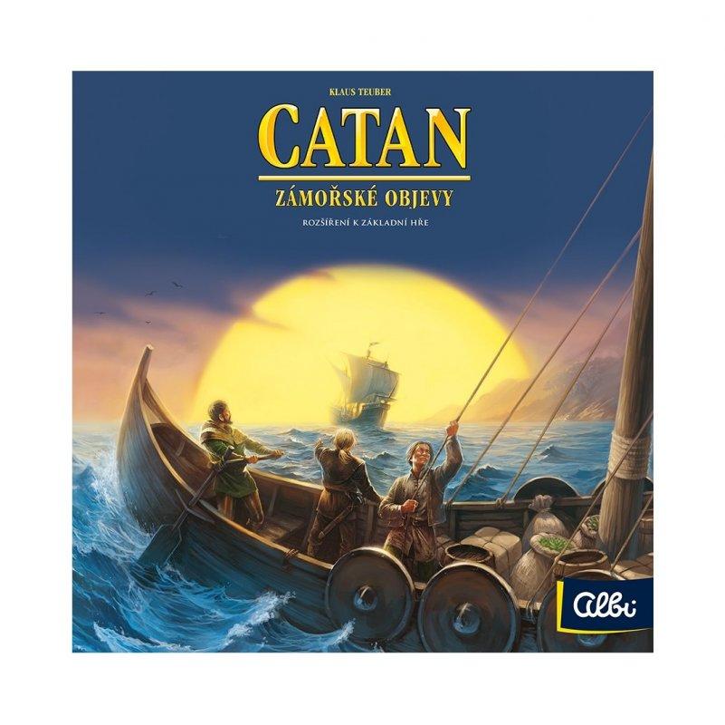 ALBI Catan - Zámořské objevy