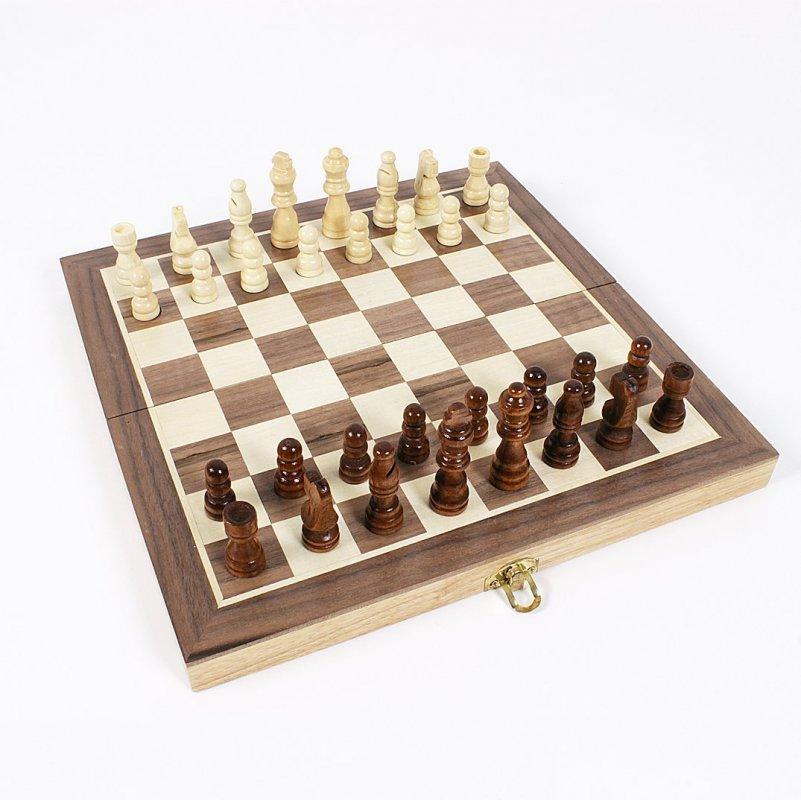 ALBI Dřevěné šachy