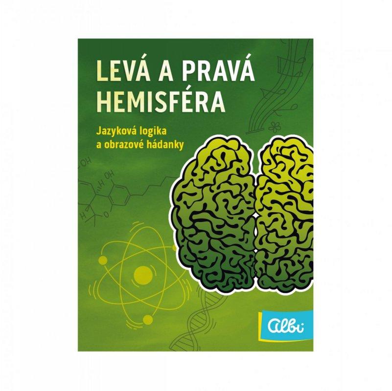 ALBI Mozkovna Levá & Pravá hemisféra