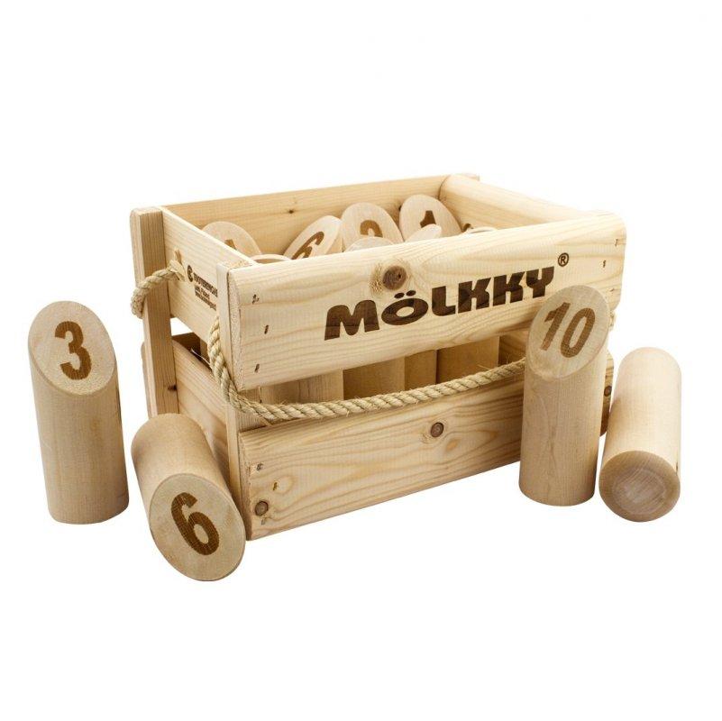 ALBI Mölkky - Dřevěné kuželky