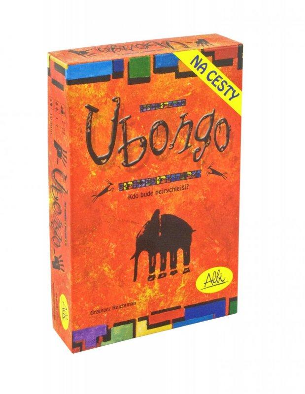 ALBI Ubongo cestovní