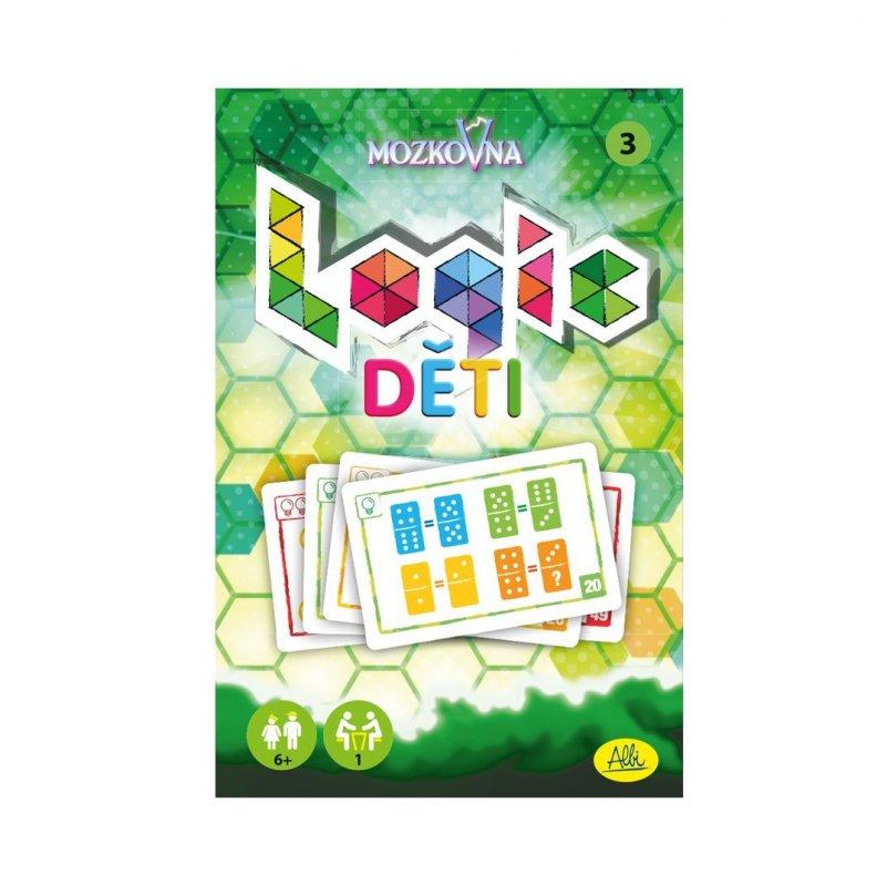 ALBI Mozkovna Logic 3 - děti