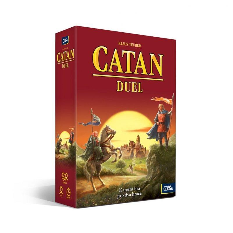ALBI Catan - Duel