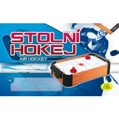 Stolní hokej (air hockey)