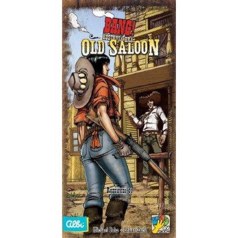 ALBI Bang kostky rozšíření - Old Saloon