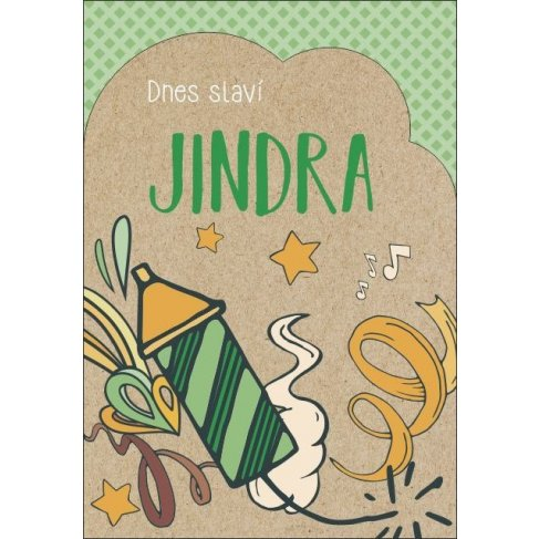 ALBI Přání - Jindra